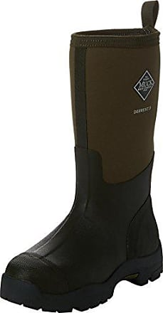 Muck Boots Damen Arctic Apres Gummistiefel, Braun (Otter/Total Eclispse Navy), 43 EU