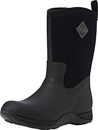 s Arctic Weekend - Botas de Agua de Trabajo Mujer, Color Negro (Black 000), Talla 42 EU (8 UK) The Original Muck Boot Company