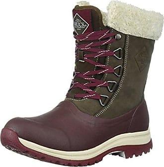 s Chore Steel Toe, Botas de Goma de Seguridad Adultos Unisex, Verde (Moss Stmg), 41 EU The Original Muck Boot Company
