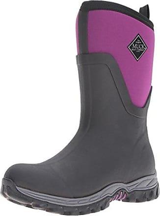 Muck Boots Tremont Wellie Matte Tall, Botas de Agua para Mujer, Negro (Total Eclipse/Charcoal), 39/40 EU