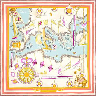 Acquamarine Mediterranean Silk Pocket Handkerchief Rubinacci liualfcsJ