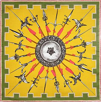 Yellow Army Silk Pocket Handkerchief Rubinacci sz7k5h