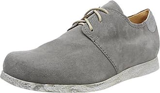 Think Kenidi_282996, Zapatos de Cordones Brogue Para Hombre, Azul (Water/Kombi 86), 46.5 EU