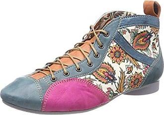 Chilli_282114, Desert Boots Femme, Beige (Macchiato 24), 41.5 EUThink