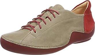 Kapsl_282062, Zapatillas para Mujer, Azul (Capri/Kombi 90), 40.5 EU Think