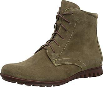 Think Damen Guad_181299 Desert Boots, Schwarz (Sz/Multi 03), 39.5 EU