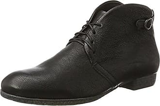 Think Damen ANNI_181052 Desert Boots, Schwarz (Schwarz 00), 38 EU