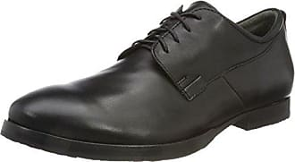 Think Mandl_282644, Zapatos de Cordones Oxford para Hombre, Negro (Schwarz 00), 46 EU