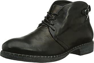 Ebbs, Desert Boots Femme, Noir (Schwarz 00), 36 EUThink