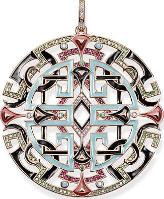 Thomas Sabo Bead Asian ornaments multicoloured K0285-342-7 Thomas Sabo Ox2wjlklSq