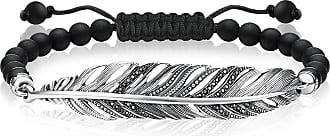 Thomas Sabo bracelet black LBA0132-810-11-L24v Thomas Sabo xJvbDRS8n9