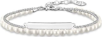 Thomas Sabo personalised bracelet white LBA0039-051-14-L18v Thomas Sabo Mg5FtJ