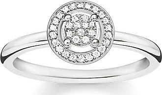 Thomas Sabo Thomas Sabo ring white D_TR0008-725-14-48 VWphyNNL