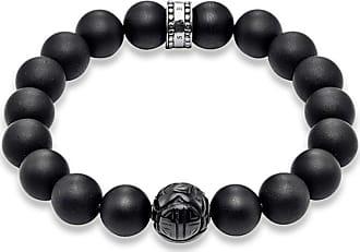 Thomas Sabo Bracelet Noir A1118-172-11-l Thomas Sabo m2zxJTk