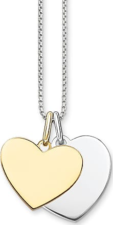 Thomas Sabo necklace pink KT0047-034-9-L42v Thomas Sabo r108P0r9