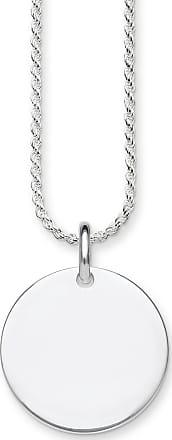 Thomas Sabo personalised necklace white SET0275-029-14-L42v Thomas Sabo 6NbfoQG4Pm