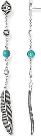 Thomas Sabo earrings turquoise H1911-646-17 Thomas Sabo iMk3SegR