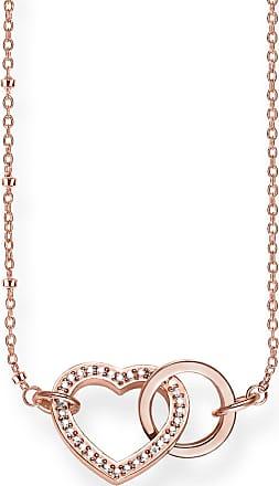 Thomas Sabo necklace multicoloured KE1757-480-7-L40v Thomas Sabo pAw10mSZiv