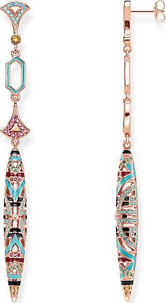 Thomas Sabo earrings multicoloured H1992-340-7 Thomas Sabo hQVwkKx