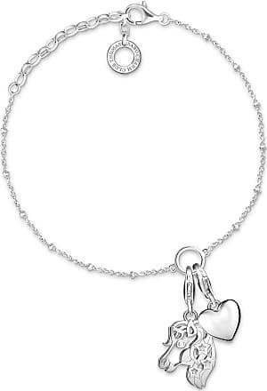 Thomas Sabo personalised bracelet LBA0106-001-12-L19v Thomas Sabo 0NZVo1AcA