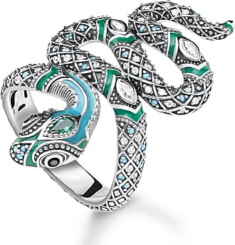 Thomas Sabo ring turquoise TR2181-845-17-48 Thomas Sabo RRMpvhQ