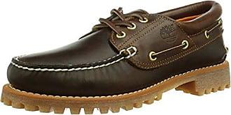 Ekkiawahby, Chaussures bateau homme - Marron (Brown), 47.5 EU (12.5 UK) (13 US)Timberland