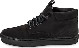 Amherst High Top Sensorflex, Bottes Chukka Homme, Noir (Jet Black TBL Forty Full Grain 015), 45.5 EUTimberland