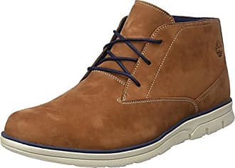 Timberland Bradstreet Mixed Media, Bottes Homme, Marron (Oakwood), 49 EU