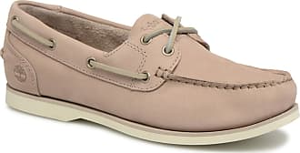 Timberland Bootsschuh »Classic Boat Unlined Boat«, nude