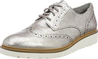 Timberland Broughton Trail, Zapatos de Cordones Oxford para Mujer, Marrón (Potting Soil 931), 40 EU