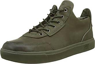 Timberland Bradstreet Leather Sensorflex, Bottes Chukka Homme, Marron (Pure Cashmere Nubuck), 41.5 EU