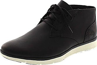 Timberland Leder-Boots Nellie Chukka in Weiß - 53% hj91vtRT