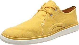 Timberland Bayham, Zapatos de Cordones Oxford para Hombre, Blanco (Rainy Day Canvas F48), 45.5 EU