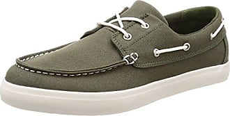 Newport Bay 2-Eye Canvas, Mocassins (Loafers) Homme, Bleu (Black Iris Canvas 019), 41 EUTimberland