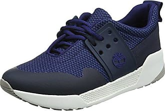 Timberland Kiri Up Microfiber, Zapatos de Cordones Oxford para Mujer, Marrón (Hazelnut L45), 38.5 EU