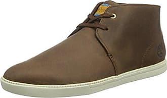 Timberland Fulk, Zapatos de Cordones Oxford para Hombre, Azul (Black Iris Saddleback 019), 44 EU