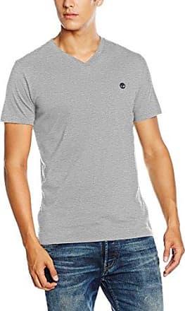 Kennebec River, Camiseta para Hombre, Gris (Medium Grey Heather 052), Small Timberland