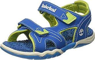 Timberland Adventure Seeker 2 Strap, Chaussures Bébé Marche Enfant, Bleu (Mykonos Blue), 30 EU