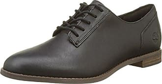 Timberland Newport Bay, Zapatos de Cordones Oxford para Hombre, Azul (Black Iris Canvas 019), 45 EU