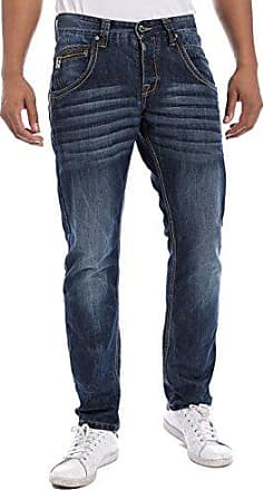 Timezone Eliaztz, Jeans Homme, (Urban Indigo), 33W x 32L
