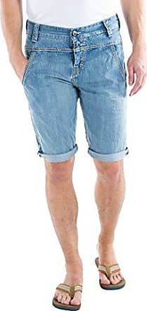 Regular Stuad Shorts, Bañador para Hombre, Azul (Fresh Blue Wash), 31W Timezone