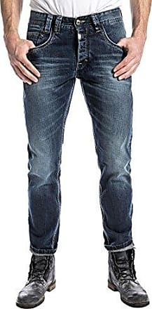 Gerrittz, Jeans para Hombre, Azul (Urban Indigo), 36W x 34L Timezone