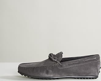 Loafers for Men On Sale, Ash Grey, Suede leather, 2017, 10 11 5 6 6.5 7 7.5 8 8.5 9 9.5 Tod's