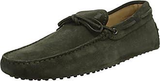 Tod's Shoes Suede, Mocasines para Hombre, Marrn (Testa Moro S800), 43 EU
