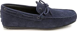 Loafers for Men On Sale, Midnight, suede, 2017, 7 Tod's