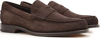 Chaussures Sangle Moine Pour Les Hommes En Vente, Brun Foncé, Suède, 2017, 41,5 42 44,5 46 Tod's