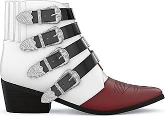 Stiefel für Damen, Stiefeletten, Bootie, Boots Günstig im Sale, Schwarz, Wildleder, 2017, 36.5 Toga Archives