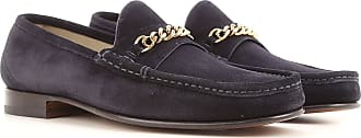 Loafers for Men On Sale, Military, Suede leather, 2017, 10 Tom Ford