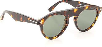 Tom Ford Sonnenbrille » FT0584«, silberfarben, 16V - silber/blau