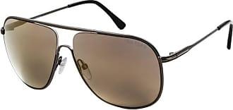 Tom Ford Sonnenbrille »Ace FT0551«, silberfarben, 18B - silber/grau
